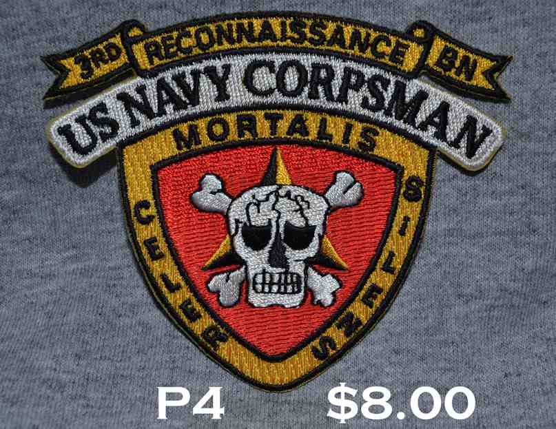 corpsman patch
